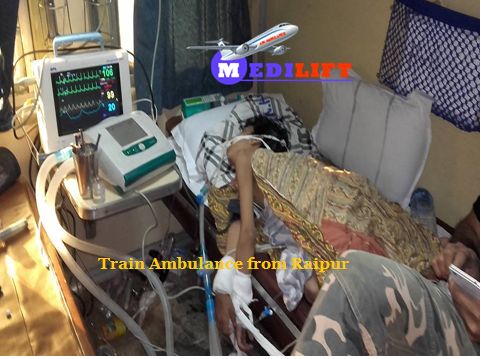 train-ambulance-from-raipur